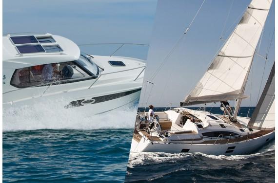 Perfectionnement bateau moteur ou voile habitable